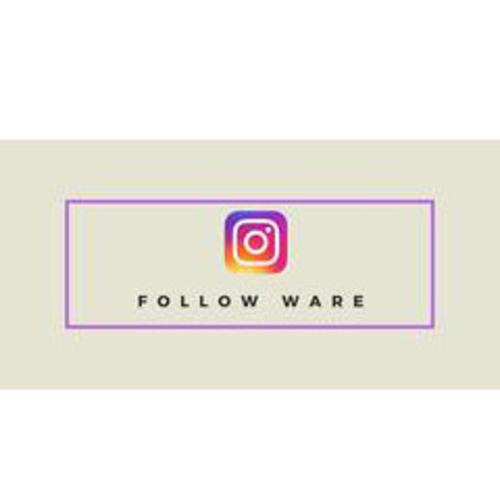 Ware on Instagram